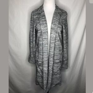 Anthropologie Saturday Sunday Open Front Cardigan
